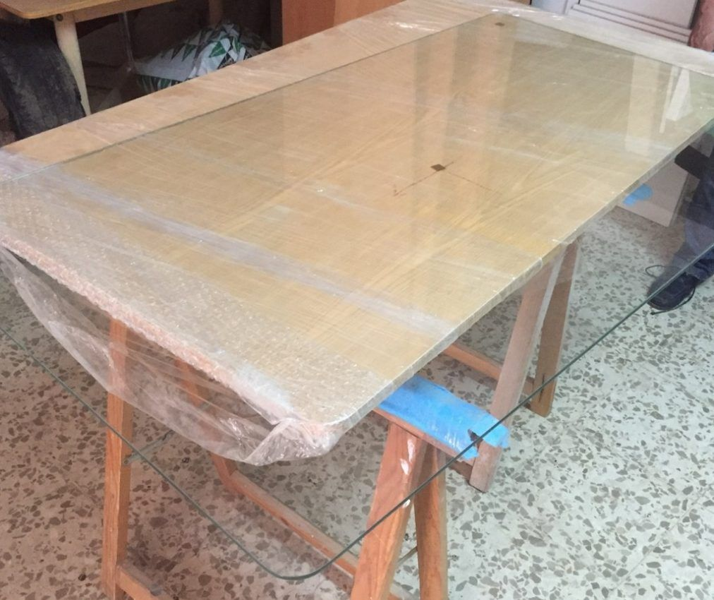 Tarima para mesa camilla great mesa camilla mesa camilla - Carpinteria santa clara ...