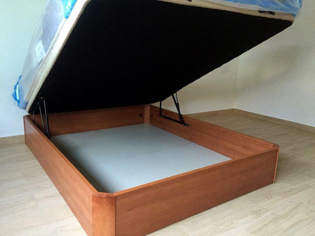 Canape madera abatible maxi