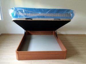Canapes Maxi Abatibles en madera de Gran Capacidad