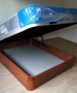 Canape madera abatible