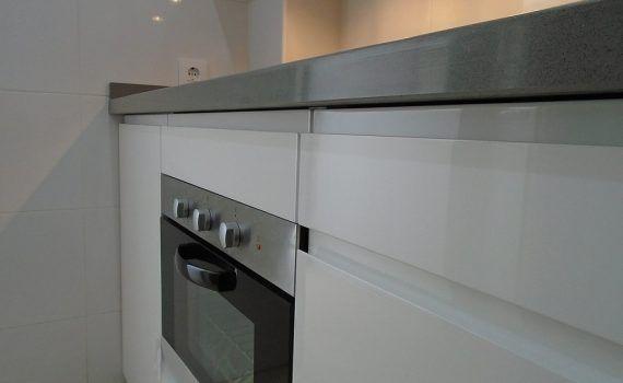 Cocina alto brillo o mate archivos mueblesmcaso - Cocina blanca mate o brillo ...