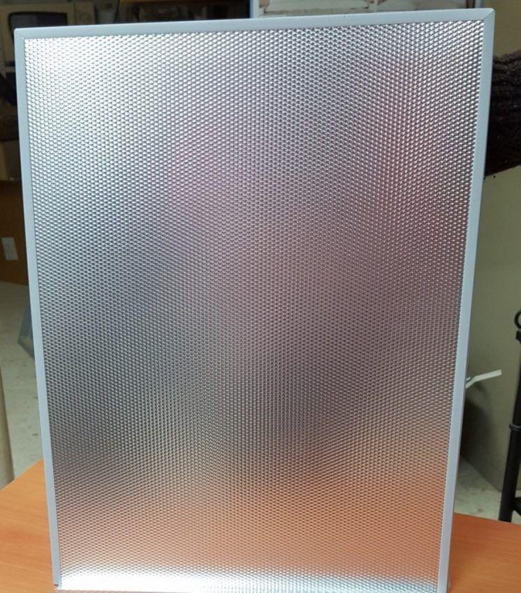 Protector aluminio mueble fregadero fondo 58cm mueblesmcaso for Fregaderos de aluminio