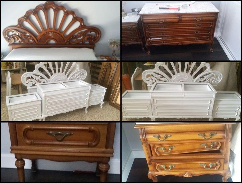 Restauracion de muebles antiguos de madera curso gratis - Tecnicas de restauracion de muebles ...