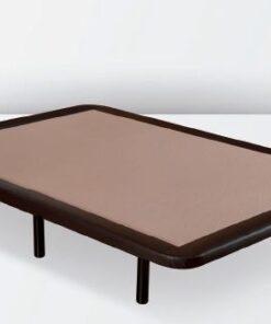 Base tapizada con marco