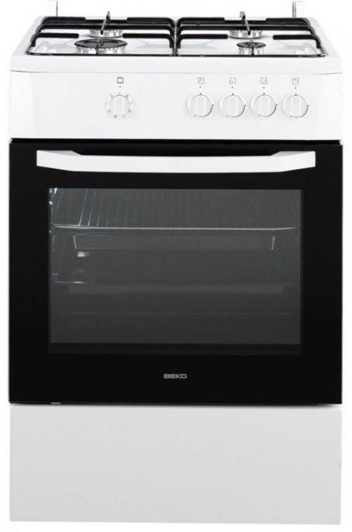 Cocina de gas - Beko CSG 62000 DWL