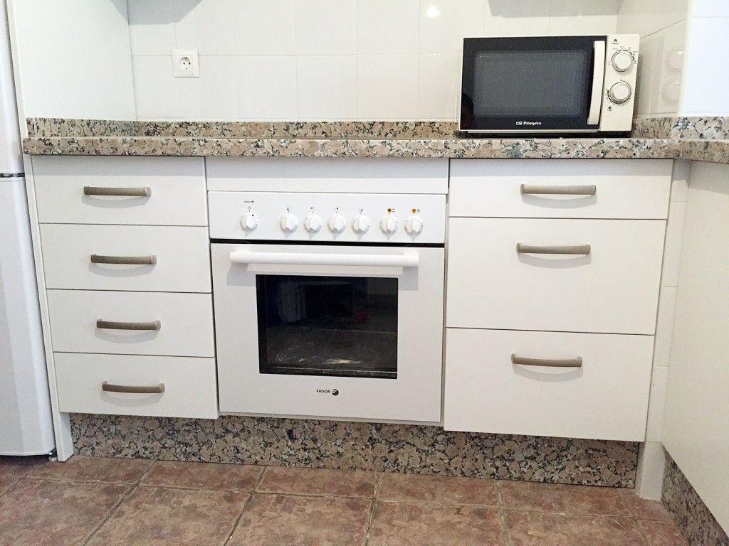 Cocina Color Blanca