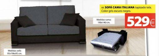 Sofa cama Italia