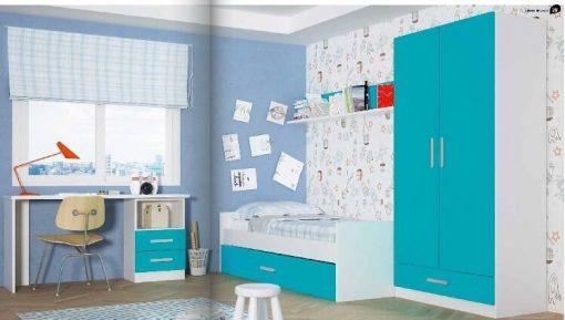 Dormitorio Juvenil 417