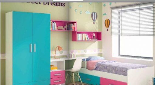 Dormitorio Juvenil 401
