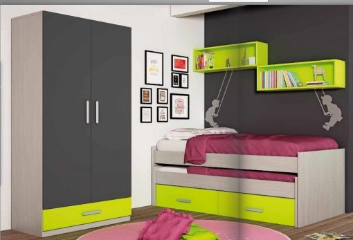 Dormitorio Juvenil 414