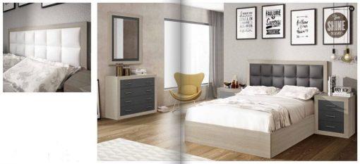 Dormitorio matrimonio Ambiente 503