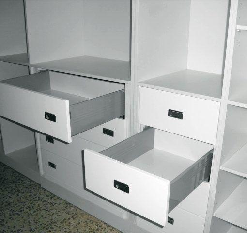 Armarios dormitorio mueblesmcaso - Disenar un armario empotrado ...