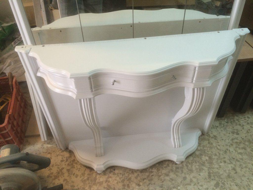 Barnizados y Lacados en Sevilla - Lacado de muebles -Restauración