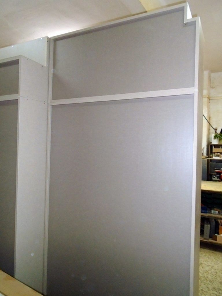 Interior armarios empotrados awesome empotrado interior - Zapateros interior armario ...