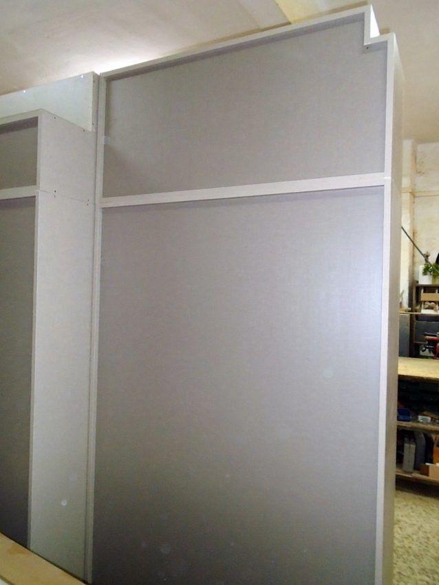 Interiores armarios 8 mueblesmcaso - Armarios empotrados interiores ...