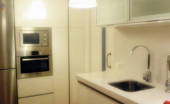 Muebles de cocina sin tiradores archivos mueblesmcaso for Muebles de cocina sin tiradores