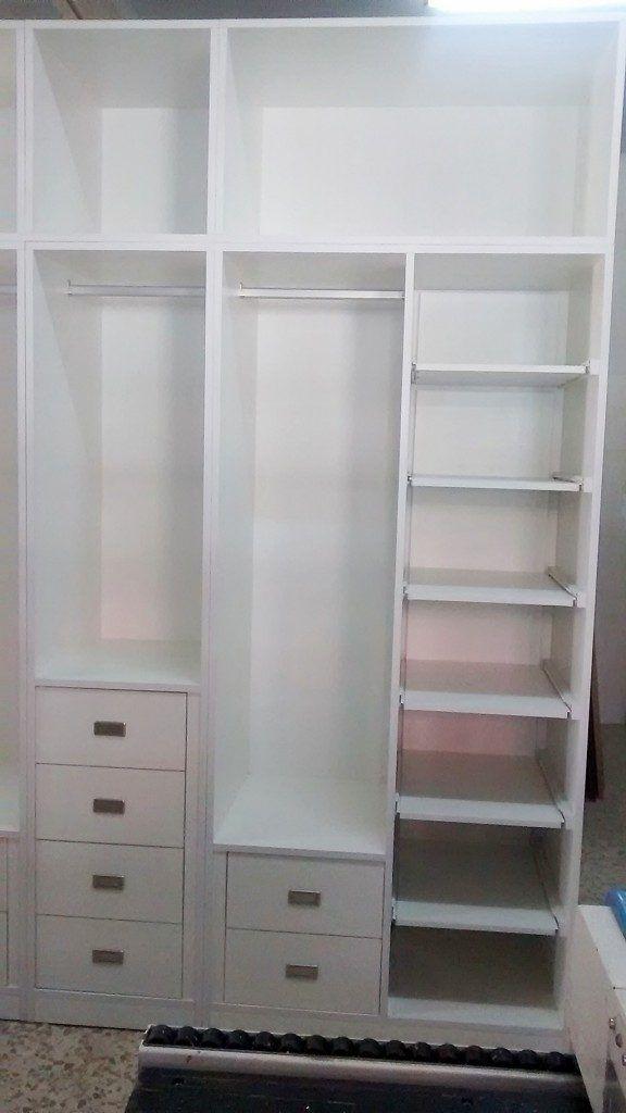 Estantes para armarios empotrados cheap excellent si el - Estantes para armarios empotrados ...