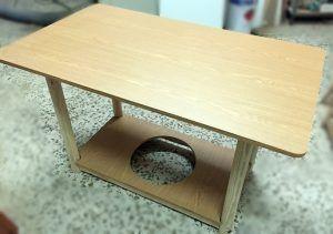 Mesas de camillas