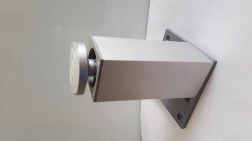 Pata decorativa Aluminio cuadrada 4 Pata decorativa Aluminio cuadrada