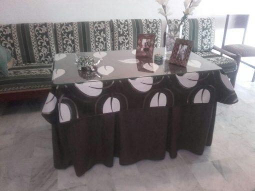 Pack Mesa de camilla Cofrade