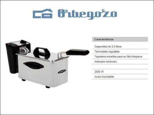 Freidora - Orbegozo FDR 25