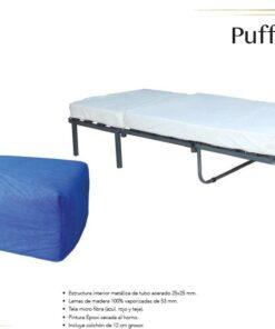 Puff cama