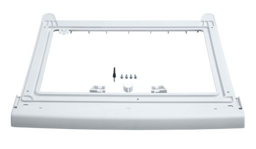 Bosch WTZ20410 Accesorio unión lavadora secadora sin mesa extraíble