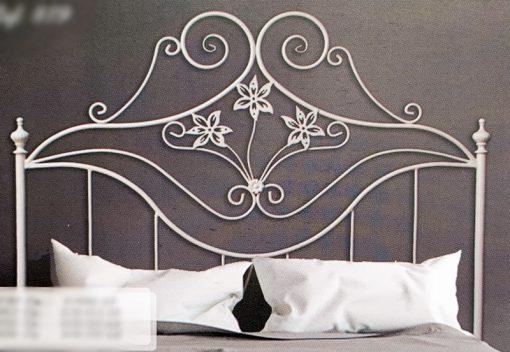 Cabecero Forja Florencia.Cabezal cama