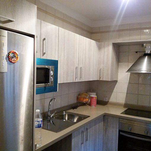 Cambiar puertas y frentes de cocinas tienda cocinas en - Cocinas sevilla ...