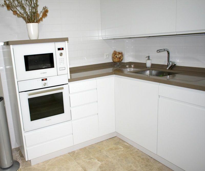 Cocinas Diseño Sevilla - Fabricante de Muebles de Cocina a ...