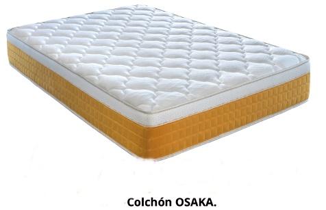Colchón Osaka