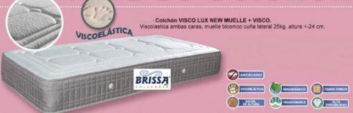 Colchón Visco Lux BRISSA