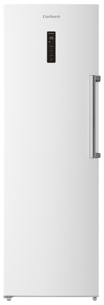 Congelador Vertical Corbero CCVH18520NFW