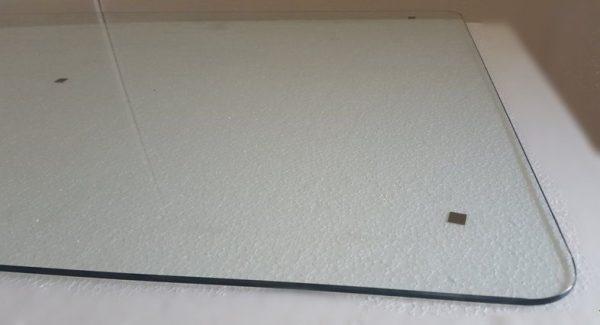 cristal mesa camilla rectangular de 6mm esquinas redondeadas
