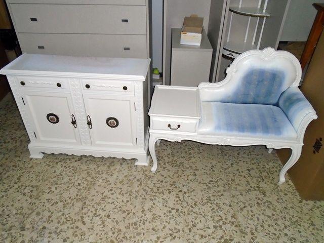 Barnizado y lacados de muebles