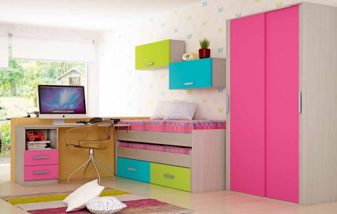 Dormitorio Juvenil 410