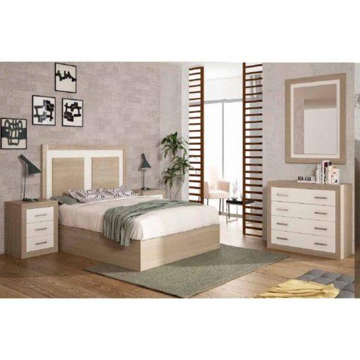 Dormitorio de matrimonio Elba 505