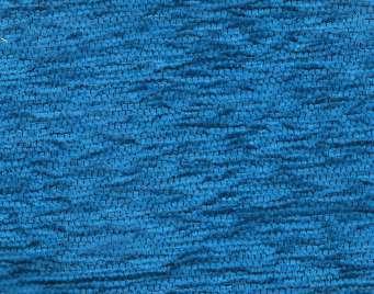Falda camilla rectangular Azul