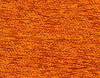 Falda camilla rectangular Naranja