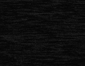 Falda camilla rectangular Negro