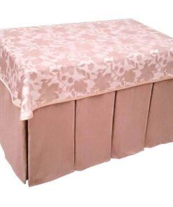 Falda mesa camilla rectangular Japon