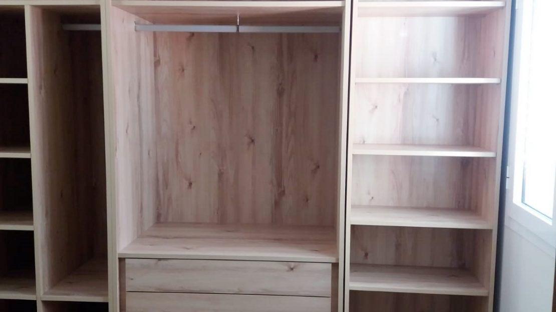 Interior armario a medida (1)