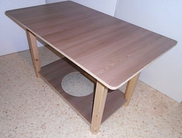 Mesas camillas