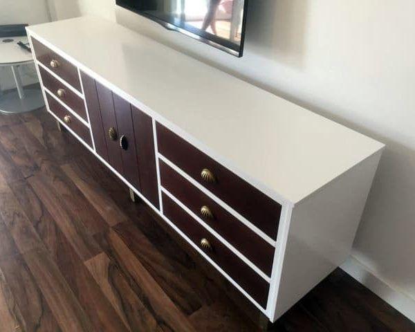 Muebles de salon a medida muebles de saln comedor for Mueble salon palets