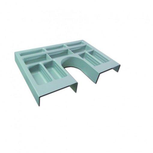 Organizador PVC (hueco sifón)