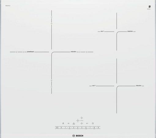 Placa de inducción Bosch PID672FC1E con zona gigante 32 cm