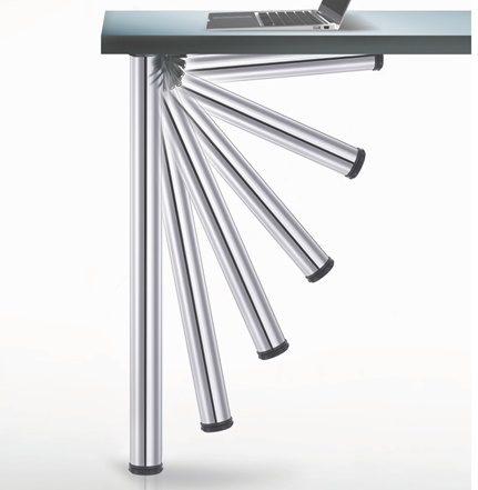 Pata Plegable Aluminio