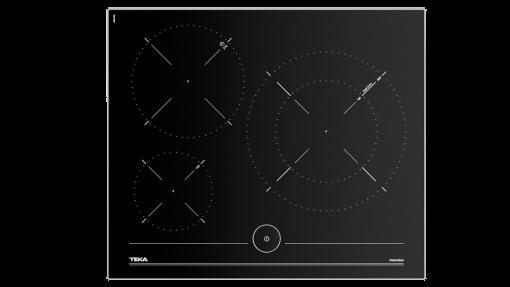 Placa de inducción Teka IT 6350 Touch Control Multislider Pro