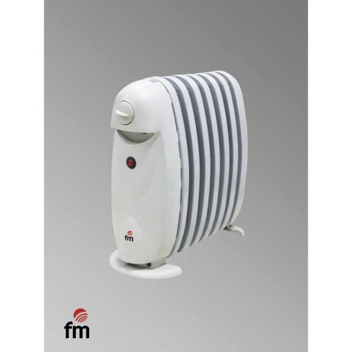 Radiador Eléctrico Mini FM Modelo R7-MINI