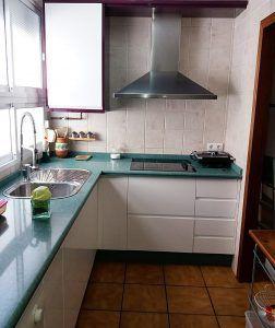 Cambiar puertas y frentes de cocinas